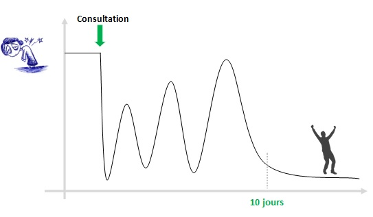 Effet Rebond Graph
