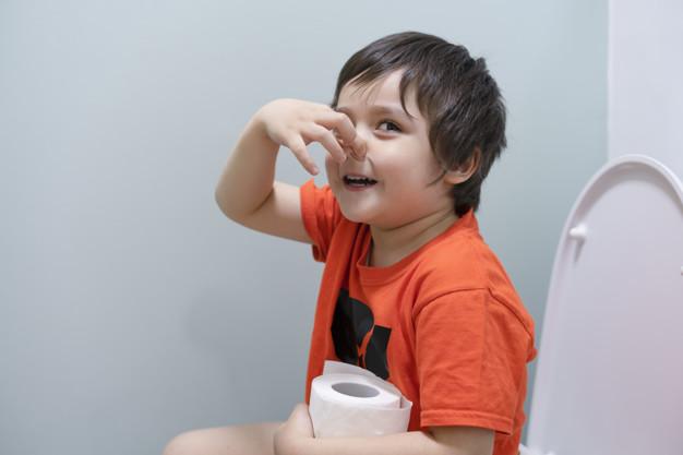SOS mon enfant est constipé !